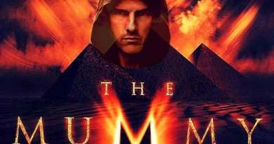Tom Cruise in The Mummy; remake 2017