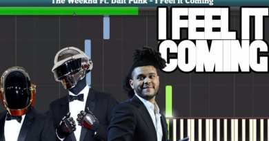 Videoclip oficial: The Weeknd – I Feel It Coming ft. Daft Punk