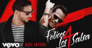 Maluma feat. Marc Anthony – Felices los 4 (videoclip nou)