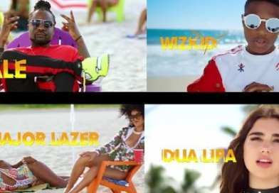 Dua Lipa, Wale, Major Lazer – My Love (videoclip nou)