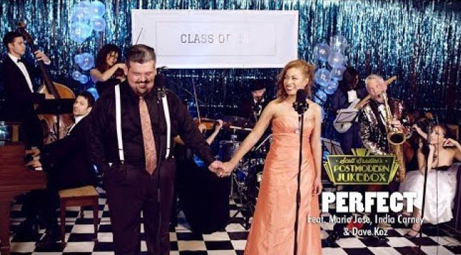 Postmodern Jukebox – Perfect Duet ('50s Prom Cover of Ed Sheeran & Beyonce) Videoclip oficial