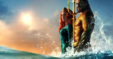 Aquaman – din 21 decembrie, în cinematografe